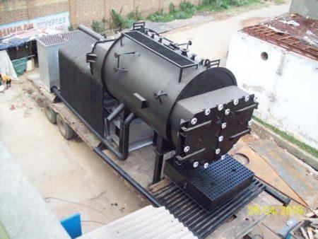 combitherm boiler