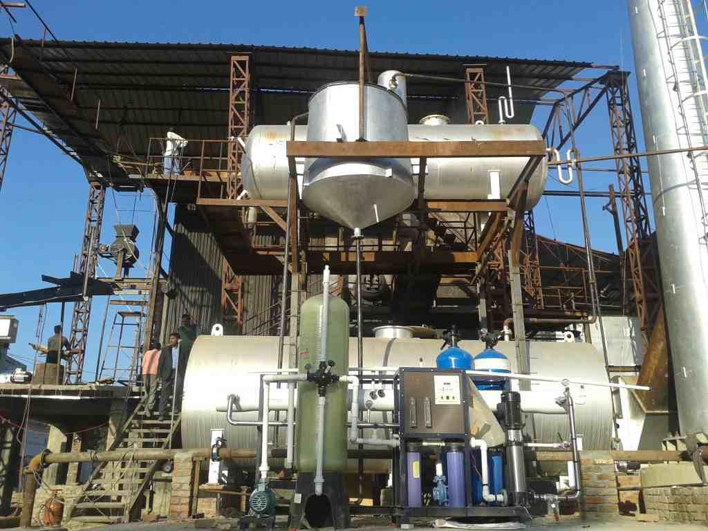 High Pressure Boilers Powertherm Water Tube Boilers