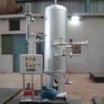 PCRM-pressurized condensate recovery system