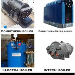 Steam Boiler Insulation