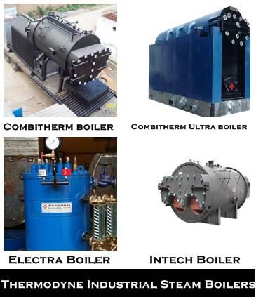 Steam Boiler Insulation