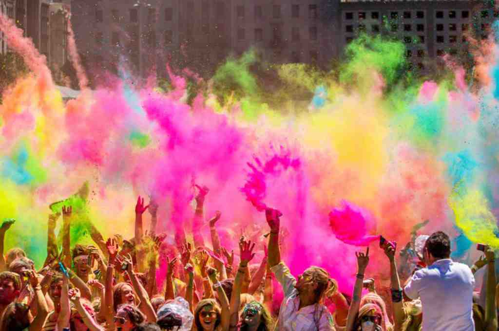 Holi Colors Wallpapers