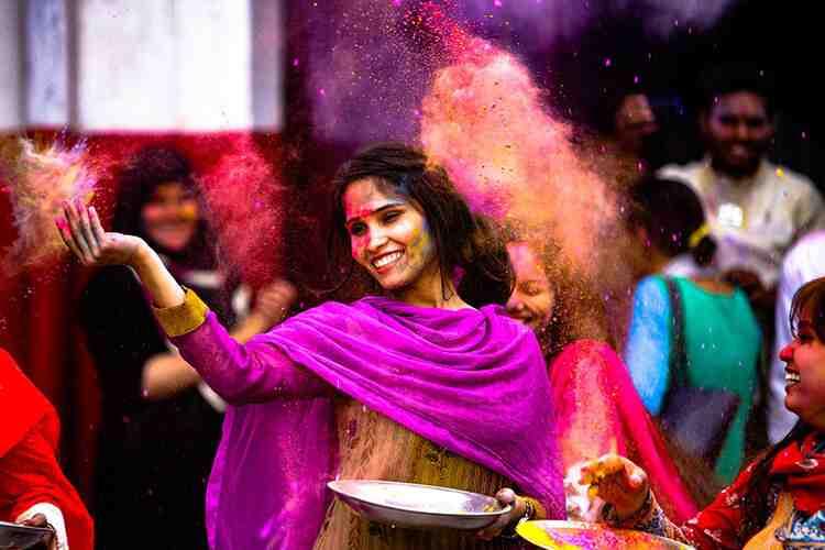 rangwali holi festival image
