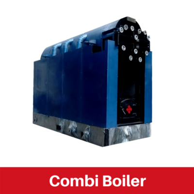 Combi Boiler for Plywood
