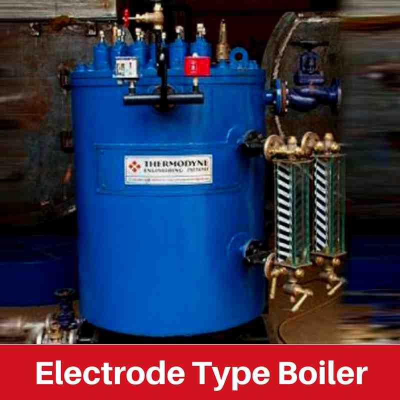 Electrode Type Boiler