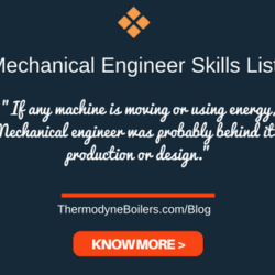Mechanical Engineer Skills List