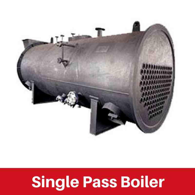 Single Pass Boiler