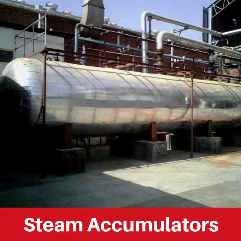 Steam Accumulators