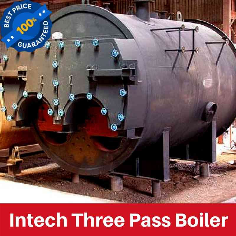 Intech Three Pass Boiler