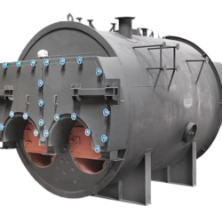Boilers in Rubber Industry