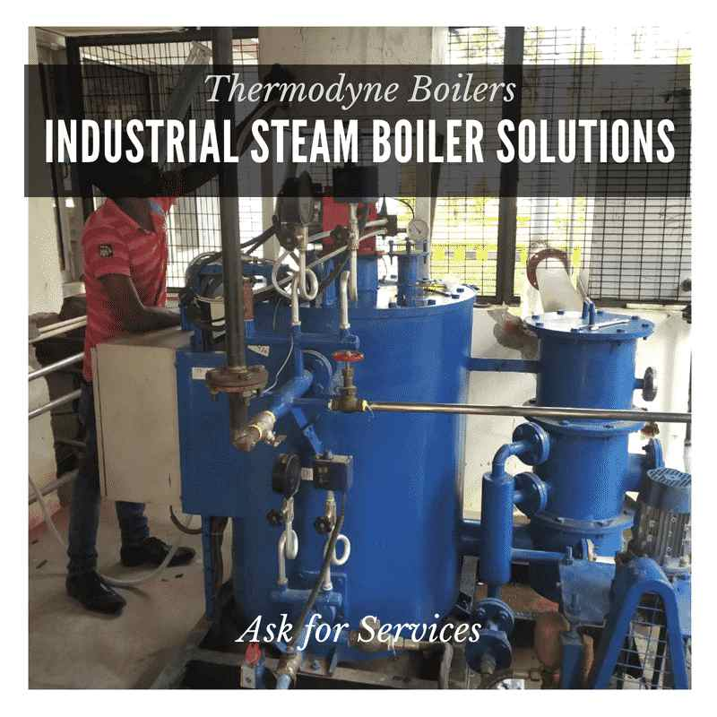Milk Steam Boiler