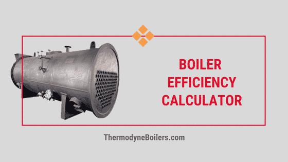 boiler efficiency calculation Calculator
