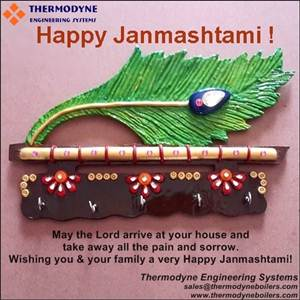 Happy Janmashtami !